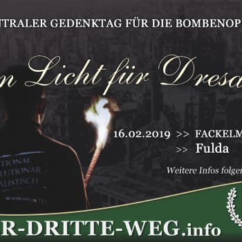 "Mobi-Video: ""Ein Licht für Dresden"" 2019 in Fulda"