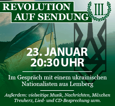 Nationalrevolutionäres Radio Januar 2020